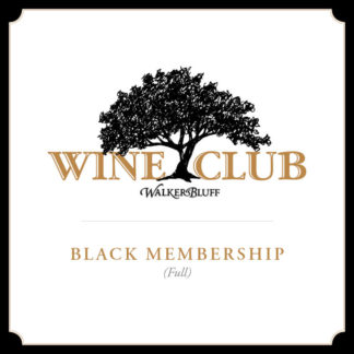 Walkers Bluff Wine Club - Black