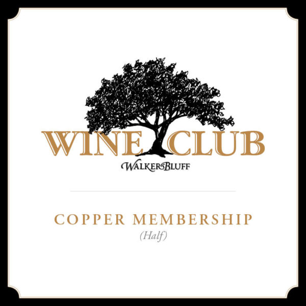 Walkers Bluff Wine Club - Copper